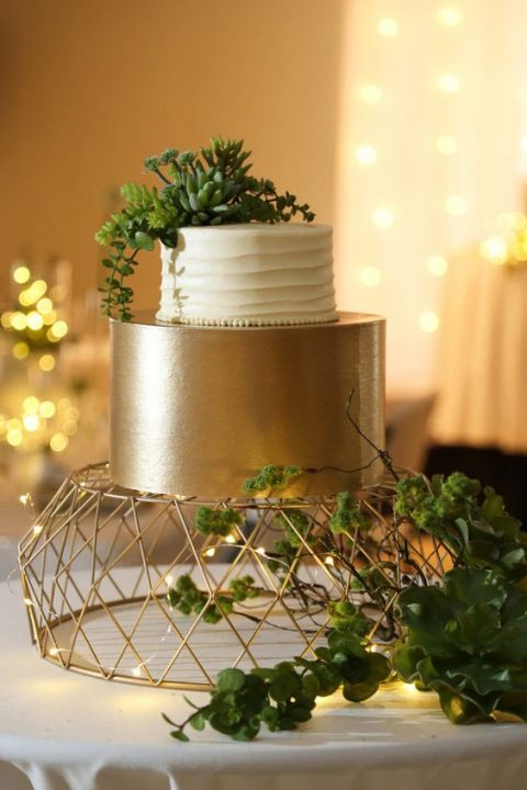 Come decorare la wedding cake