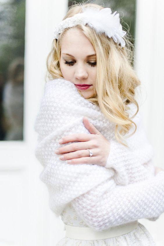 sposa d'inverno