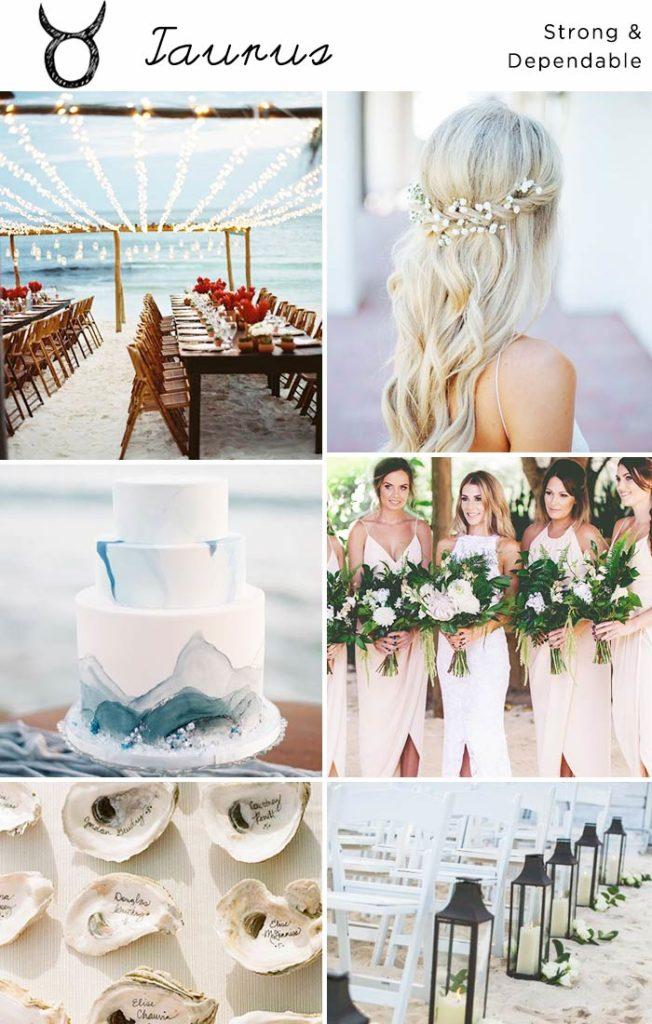 Le tue nozze secondo lo zodiaco