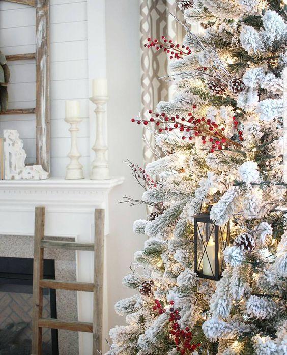 Un albero di Natale, tanti stili