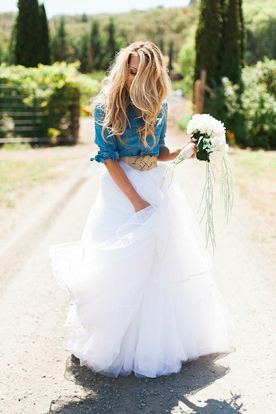 Abiti per la sposa unconventional