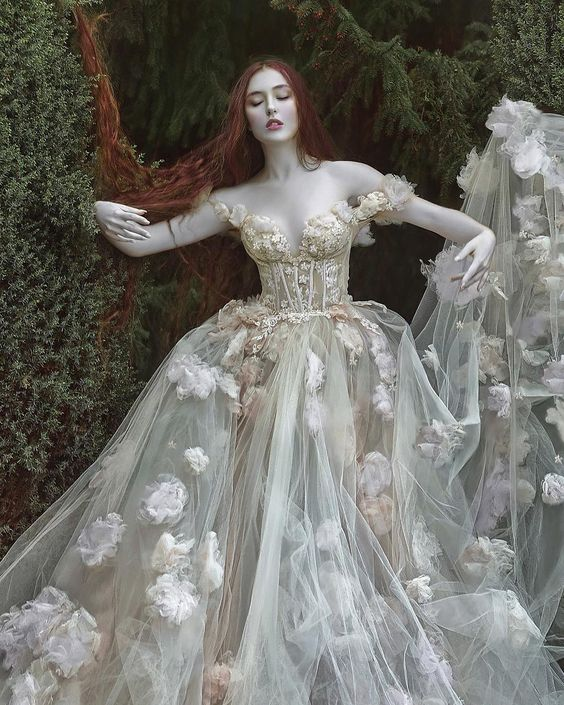la sposa fantasy