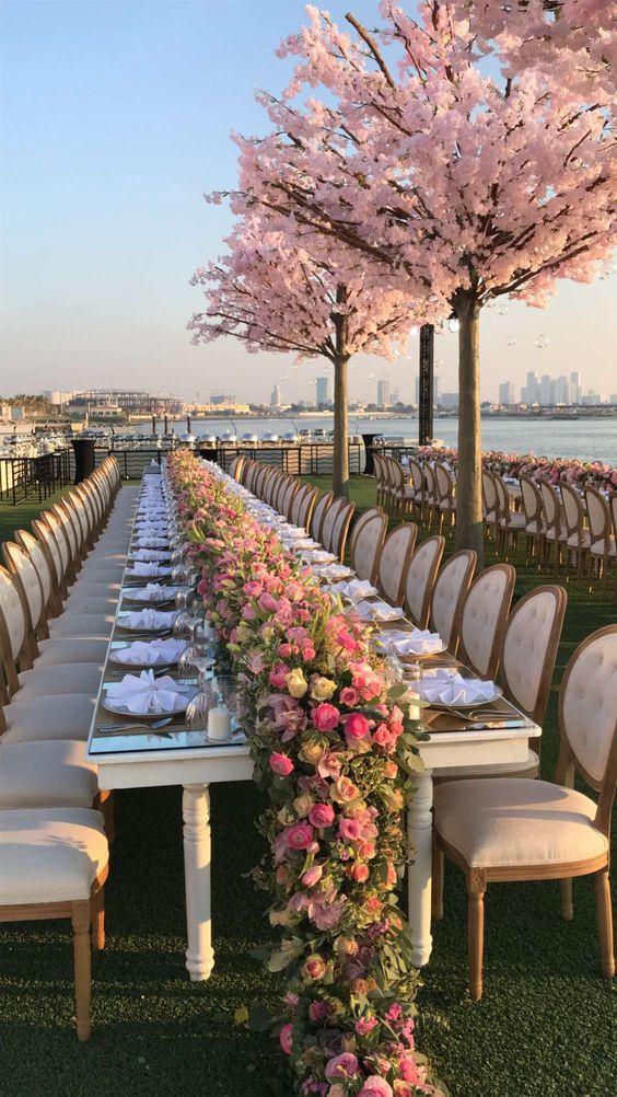 Tavoli per le nozze: ad ognuno il suo!
