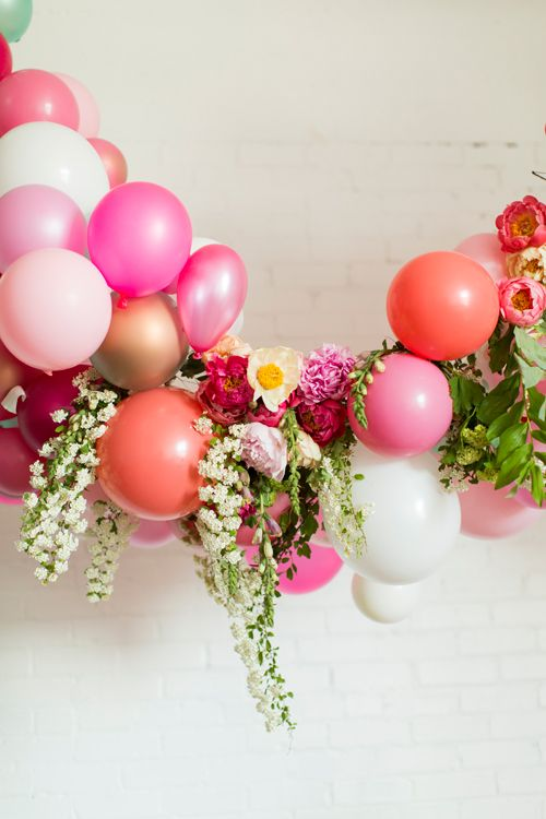 Idee decorative per i vostri parties