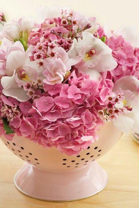 Decorare la casa con i fiori