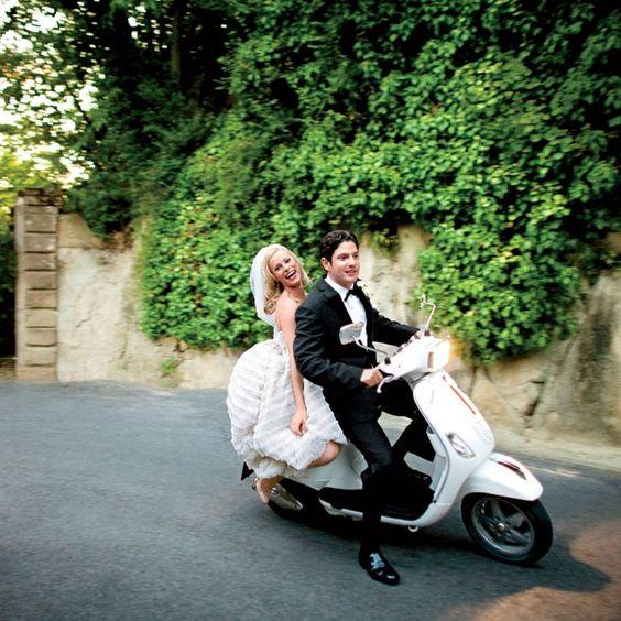 Parliamo di ...destination weddings in Italia