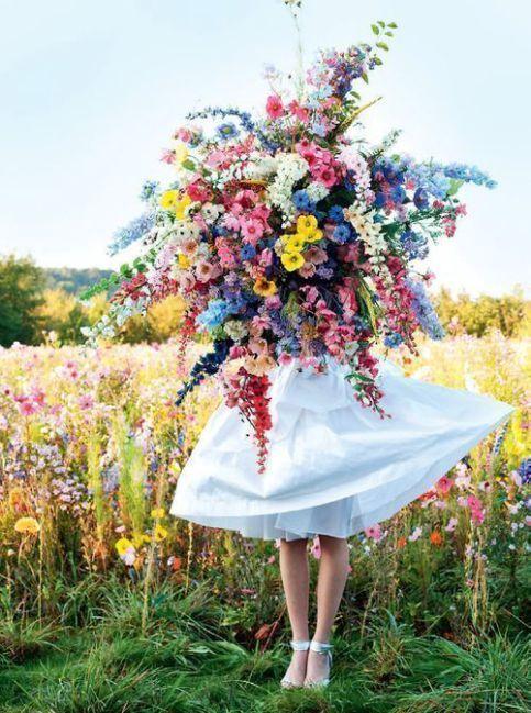Palette di colori per il matrimonio di primavera