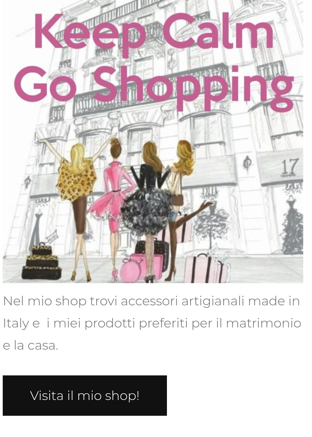 Scopriamo lo shop on line di Matrimonio a Bologna Blog