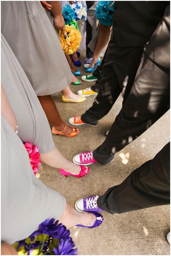 colore nel matrimonio