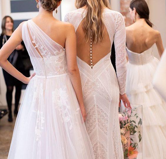 san francisco 98ac2 9799d Abiti da sposa p/e 2020: i 12 modelli più belli - Matrimonio ...