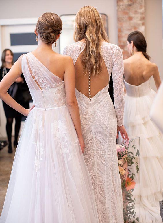 Abiti da sposa p/e 2020: i 12 modelli più belli