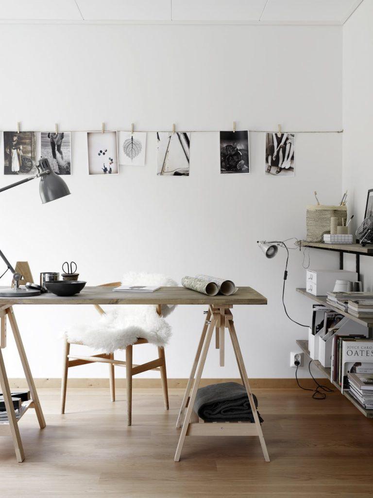 L'ufficio in casa