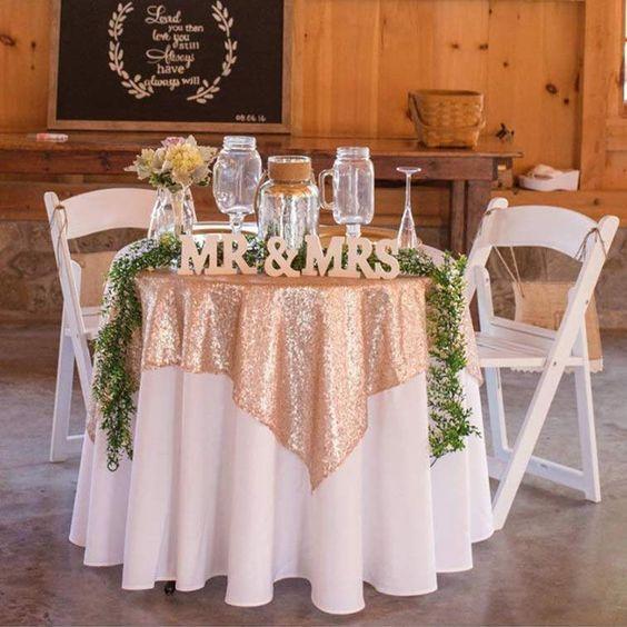 Tovagliati per le nozze