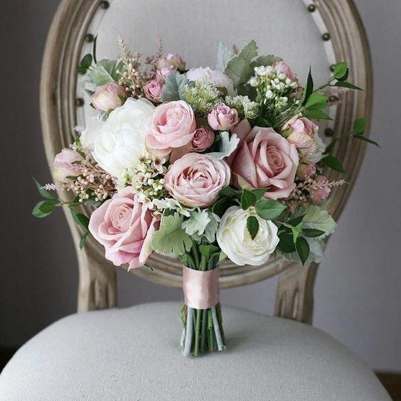 A tutto bouquet