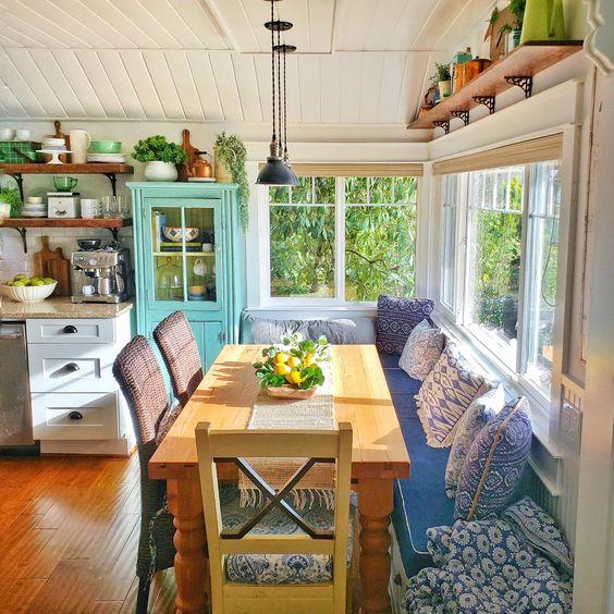 Una casa in stile cottage