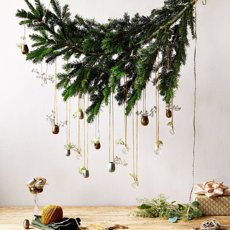 Natale in stile minimal