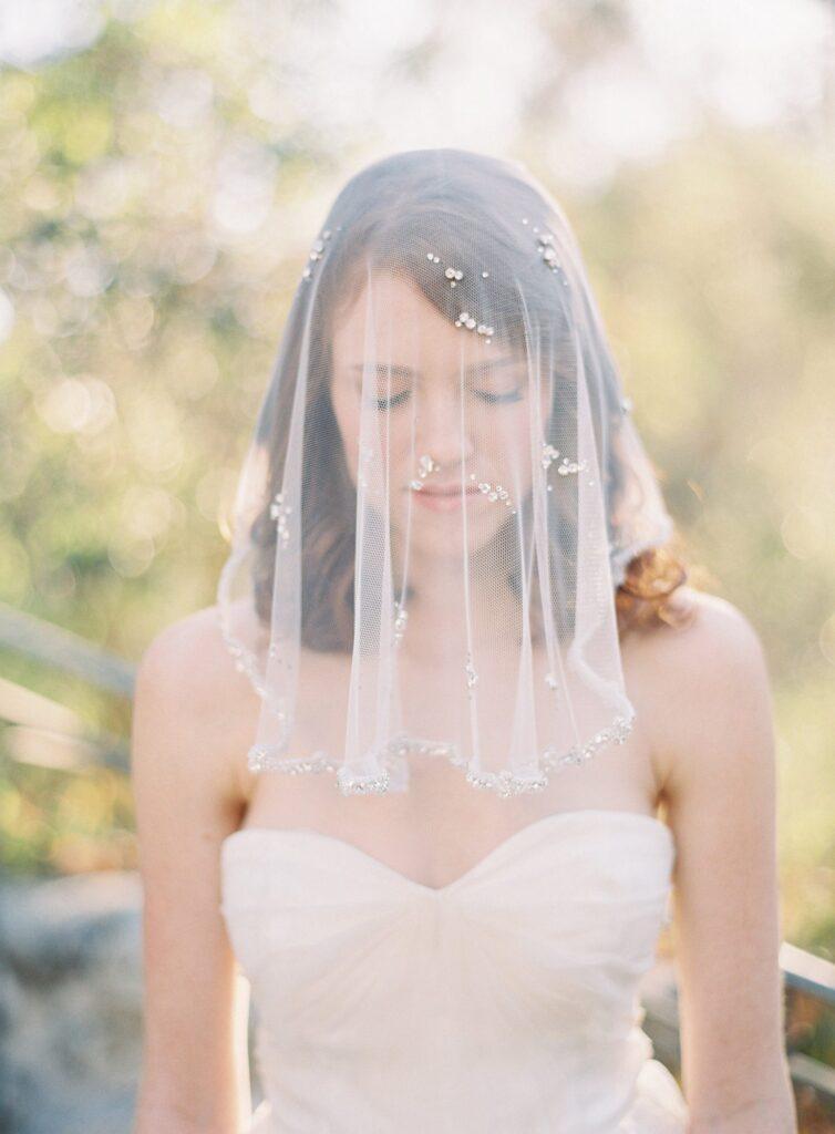 7 idee originali per il velo da sposa