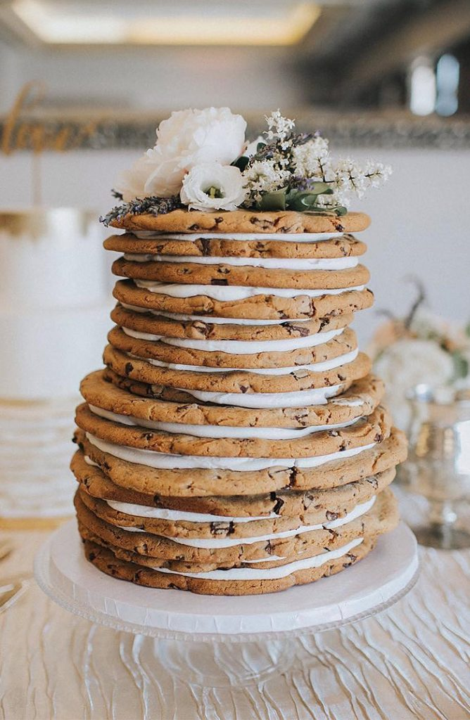 I trend per le torte nuziali 2021